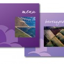 Hawaiian Airlines Menus